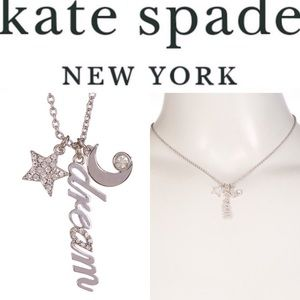 Kate Spade Dream Charm Pendant Necklace